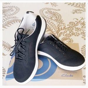 🏷🎁💞🎉 Clarks Cloudstepper Leather Sneaker...
